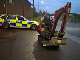 cops and digger